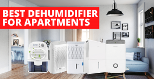 Best Dehumidifier for Apartments