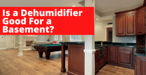 Is A Dehumidifier Good For A Basement